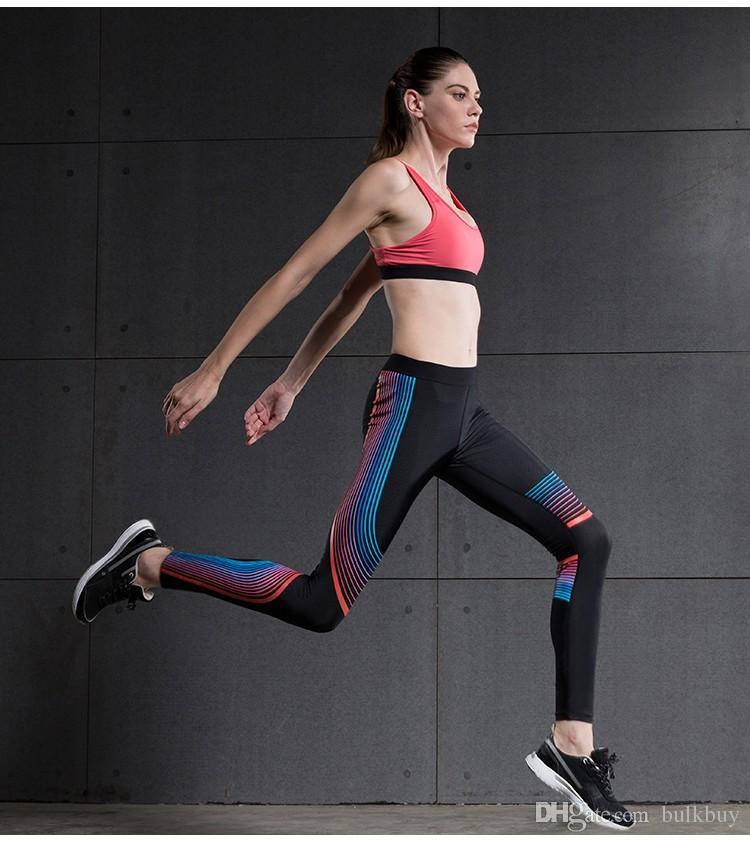 Hi Curves Fitness Leggings Reviews: 2017 Mermaid Curve Gym Woman Fitness Leggings Power Speed