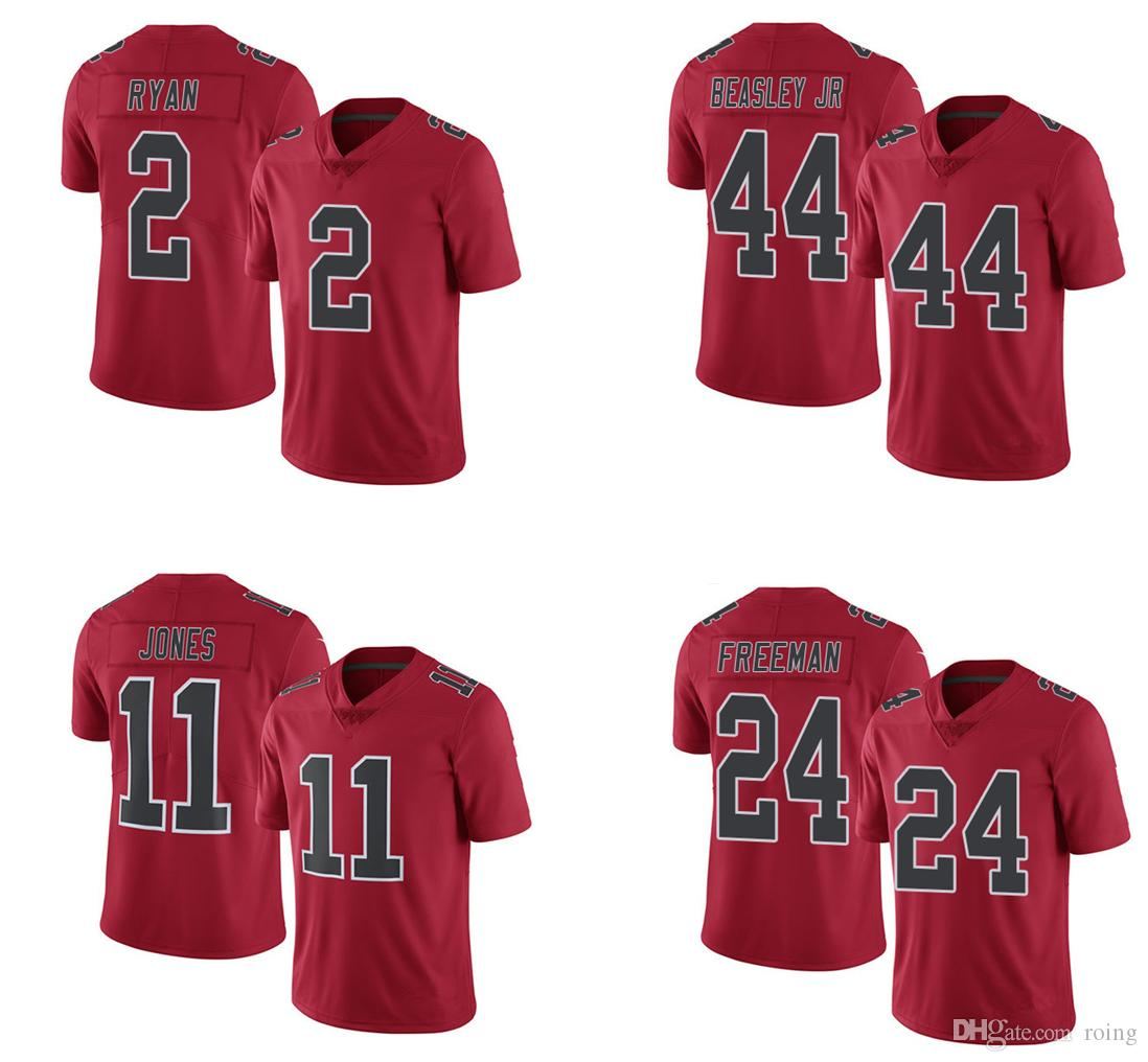# 11 Ralph Lauren Legend Edition Jersey Men # 11 Julio Jones # 2 Matt Ryan # 44