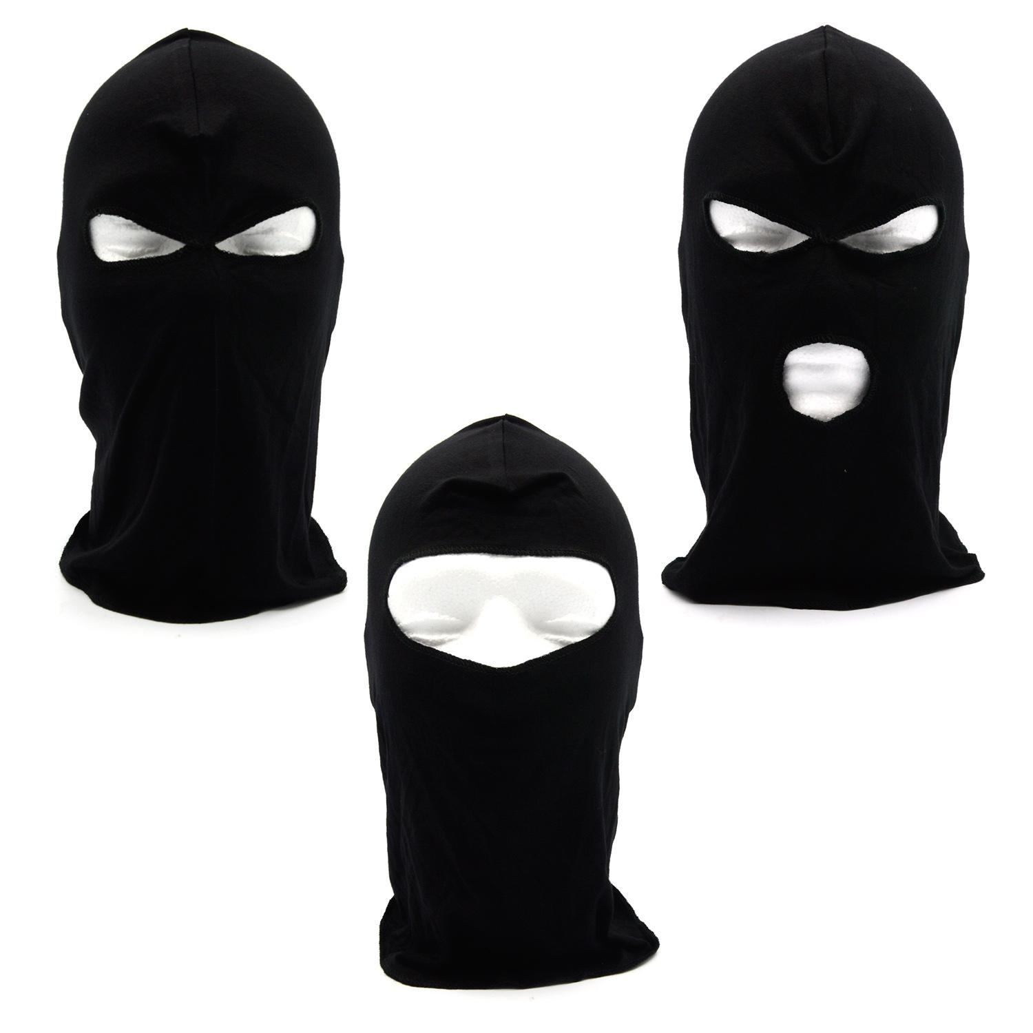 how to make punisher balaclava