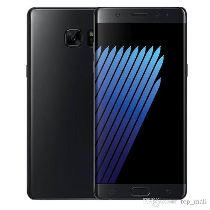 Gophone note 7 clone 64bit Android 6.0 double Sim Smartphone Note7 téléphone cel