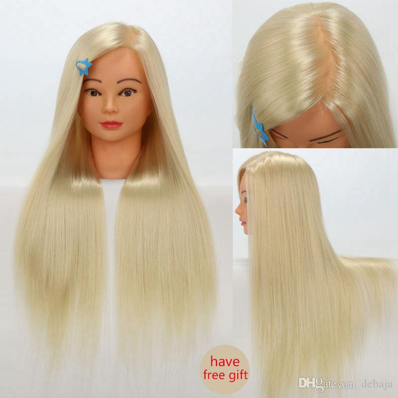 Astounding 2017 Cosmetology Mannequin Head High Temperature Chemical Fiber Hairstyles For Women Draintrainus