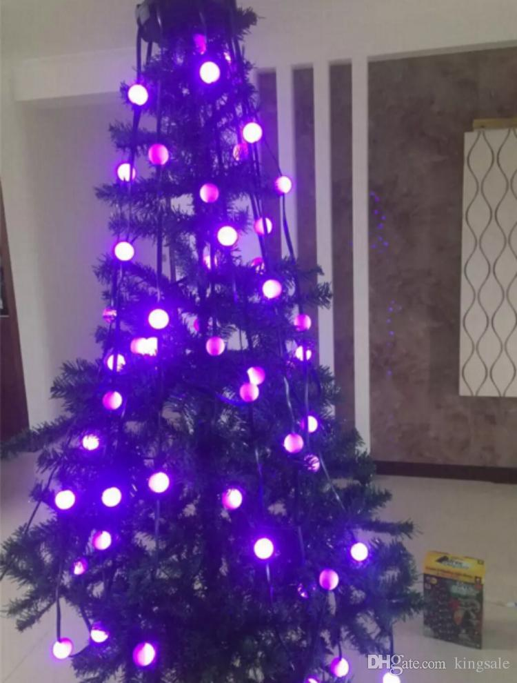 christmas toy 64 and 48 led tree dazzler christmas tree light show by bulbhead holiday lights the led of lamps star small laser online with 3085piece on - Purple Christmas Tree Lights