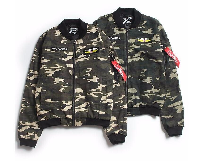 bomber jacket men veste homme military army air force jacket jaqueta masculina suprem kanye west. Black Bedroom Furniture Sets. Home Design Ideas