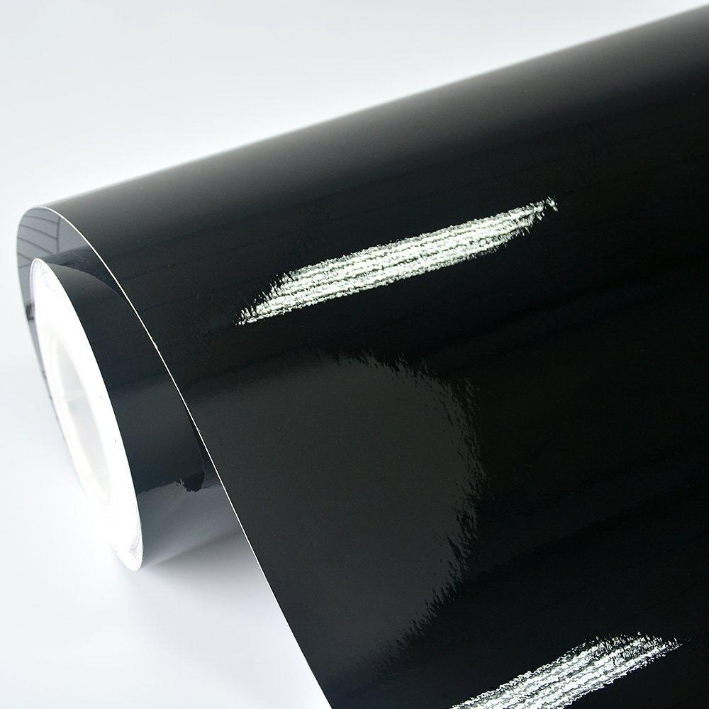 Vehicle Wrap Cost >> 2018 Wholesale 2ft X 5ft Gloss Black Vinyl Vehicle Car Wrap Sticker Decal Roll With Bubble Air ...