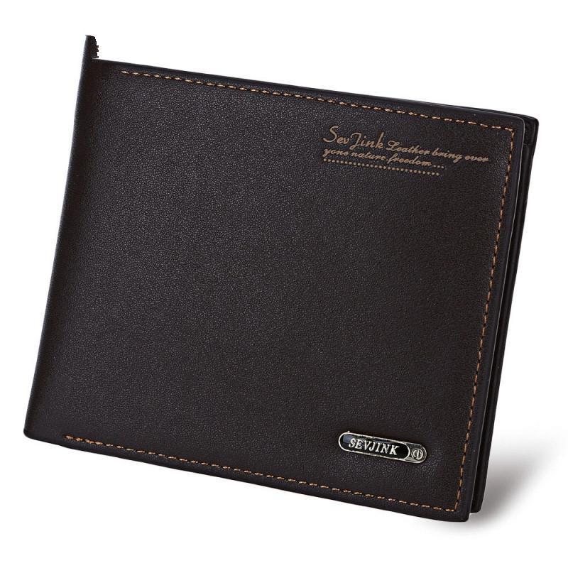 2017 Miwind Men Bag Solid Men'S Wallet Vintage Style Male Wallets ...