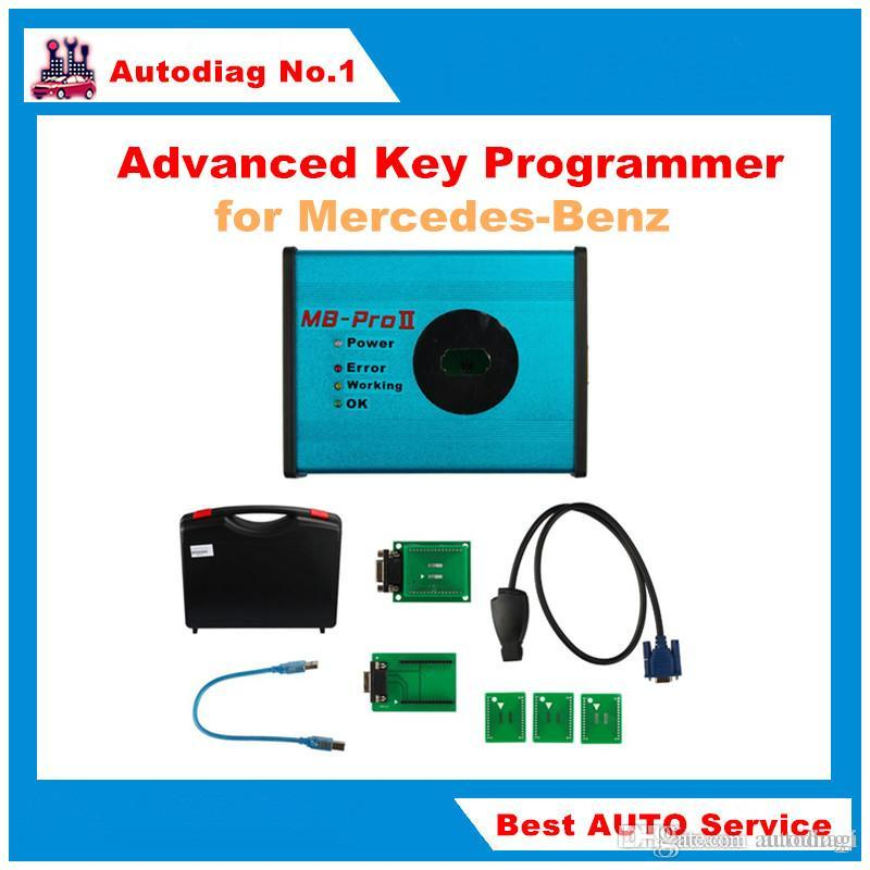 Advanced key programmer for mercedes benz with best price for Key for mercedes benz cost