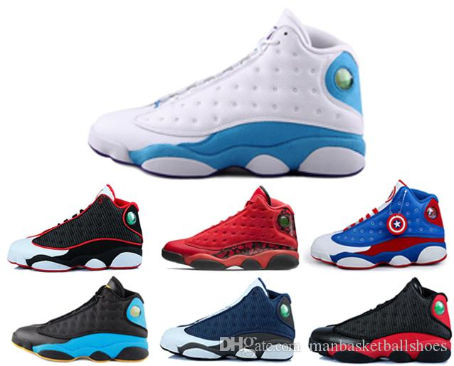 Air retro 13 flints man basketball shoes history of flight for Chambre a air 13 5 00 6