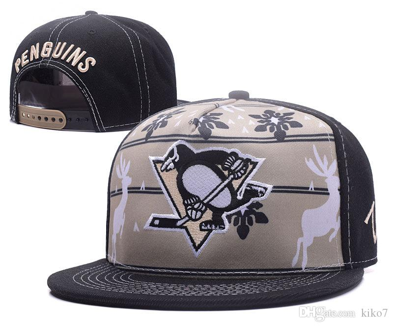 Nouveau By DHL Snapback Hats Pittsburgh Penguins Hat Blackhawks snapbacks Sharks