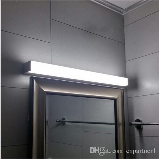 2017 New Led Mirror Light 7w 8w 10w 14w 16w 1ft 2ft 700mm Waterproof Wall Lamp Fixture 85 265v
