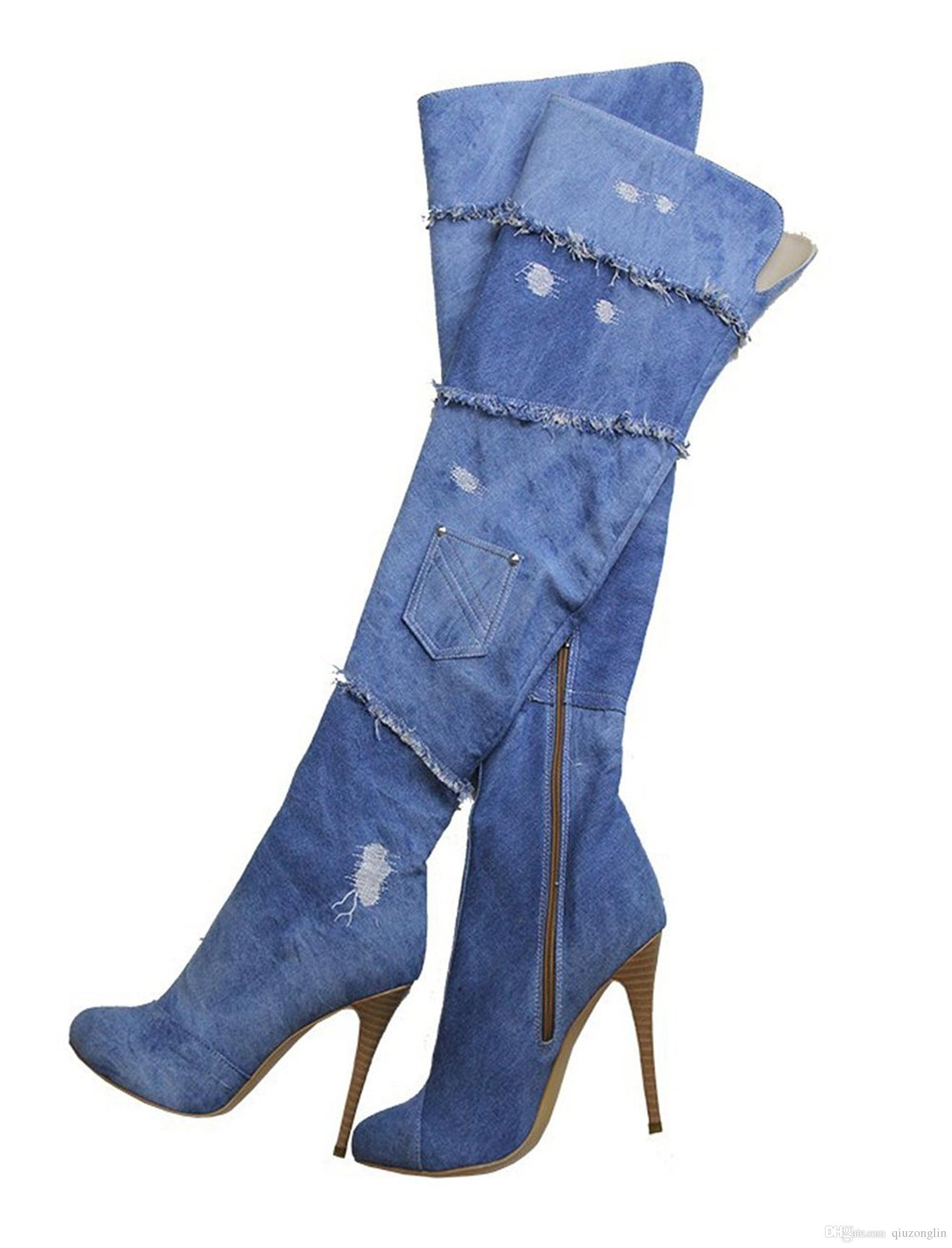 Discount Womens High Heel Work Boots | 2017 Womens High Heel Work