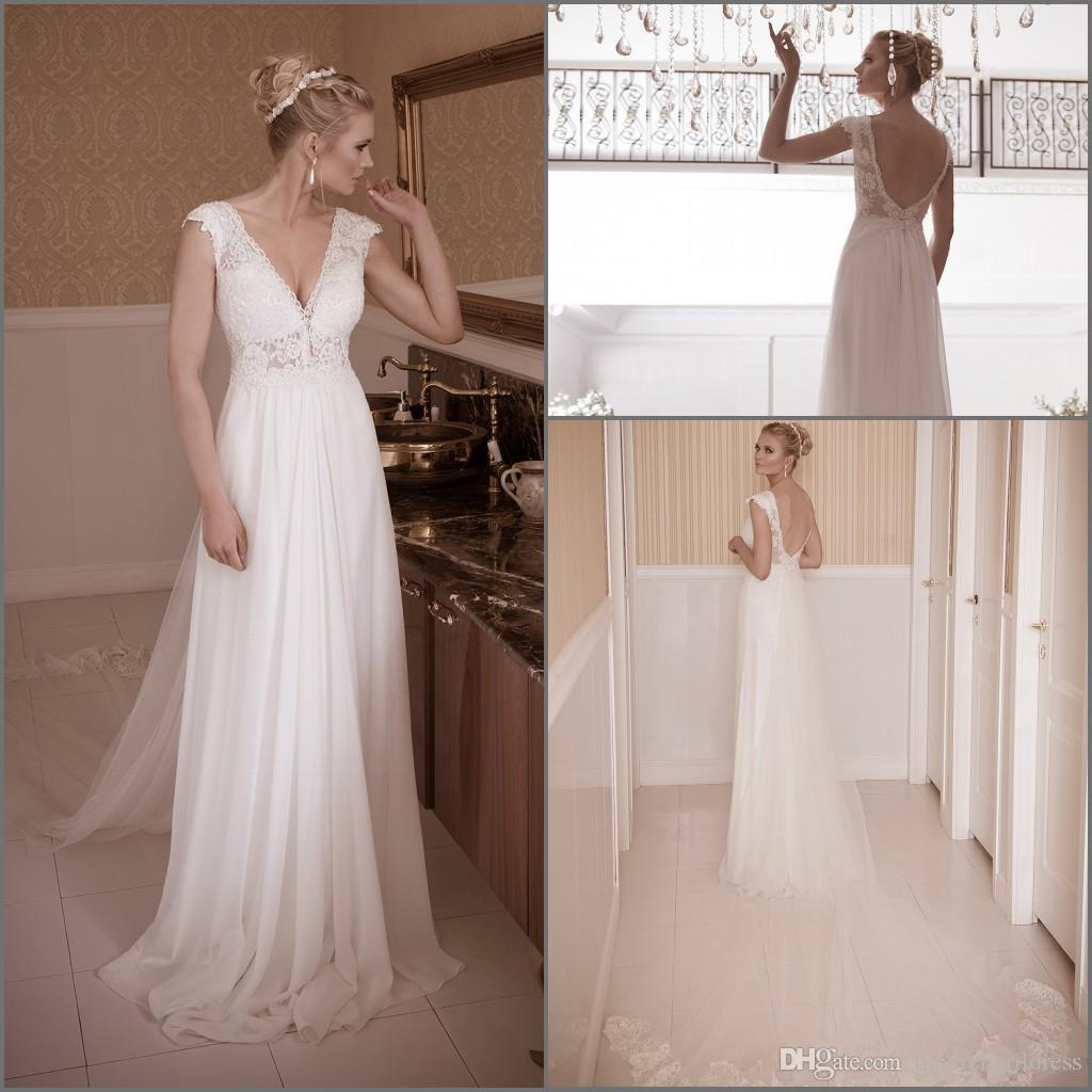 2017 chiffon wedding dresses a line tulle long tail for Chiffon tulle wedding dress