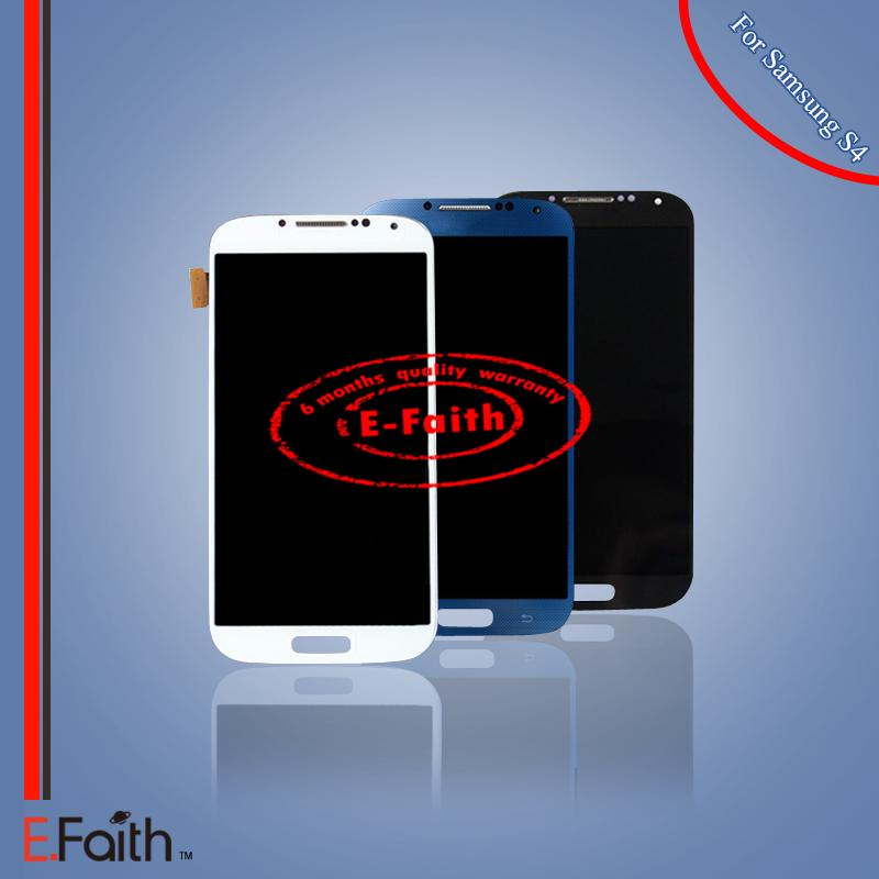 Pour Samsung Galaxy S4 i9500 i337 M919 Touch LCD Screen Digitizer Remplacement L