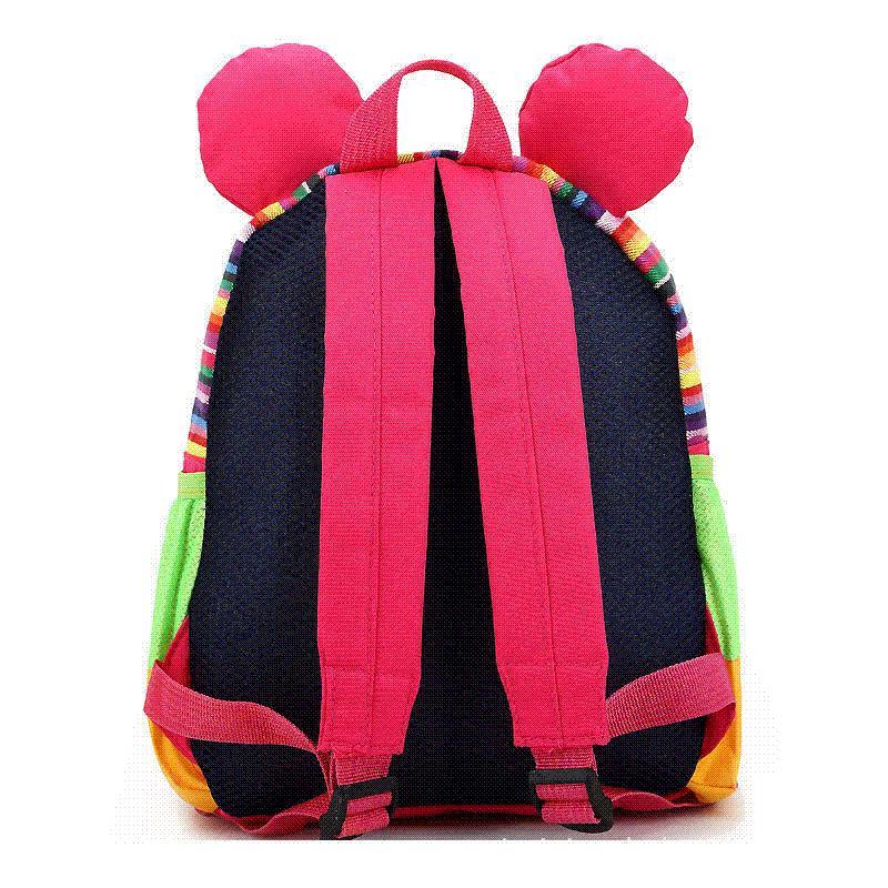 Cartoon Kids School Backpack Children School Bags For Kindergarten ...