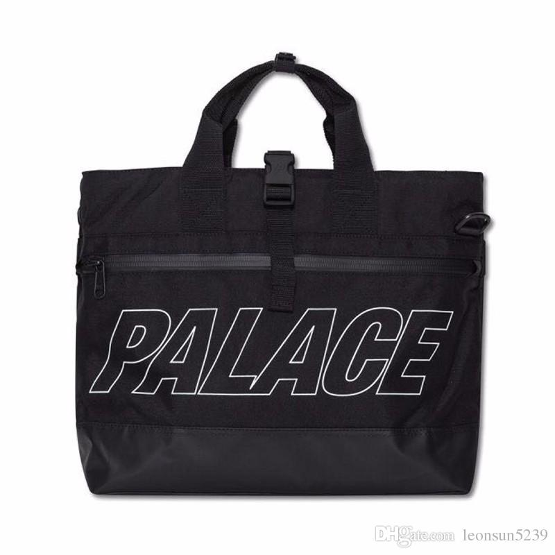 Palace Shopper Tote Bag Multifunctional Original Brand Bag Canvas ...