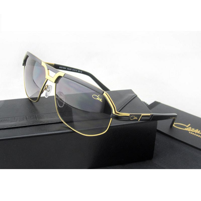 sunglasses luxury  2016 Luxury Brand Designer Sunglasses Men Cazals 9056 With Box ...
