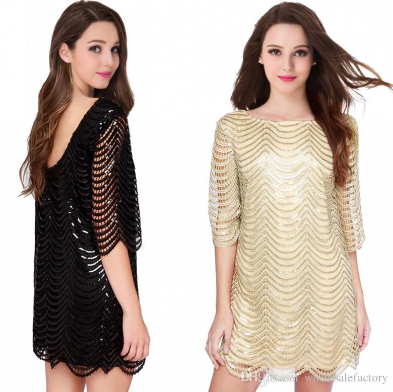 Discount Simple Black Cocktail Dress Designs | 2017 Simple Black ...
