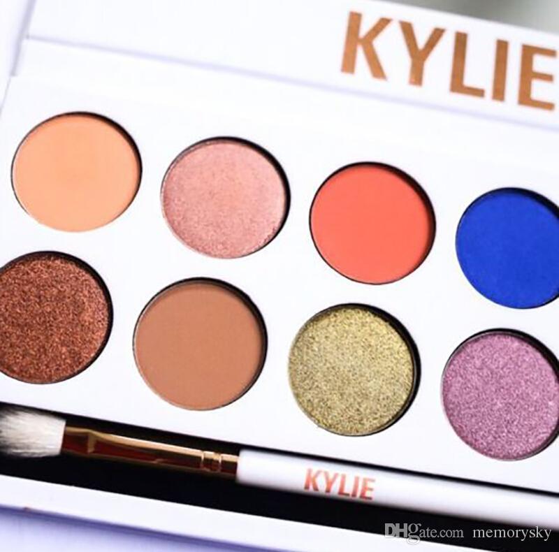 Hotsale Kylie The Royal Peach Eyeshadow Palette Kylie Kyshadow Makeup Kit Kylie Jenner Cosmetics ...