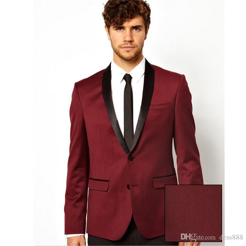 High Quality Customized Tuxedos Mens Suits Design Male Best Man ...