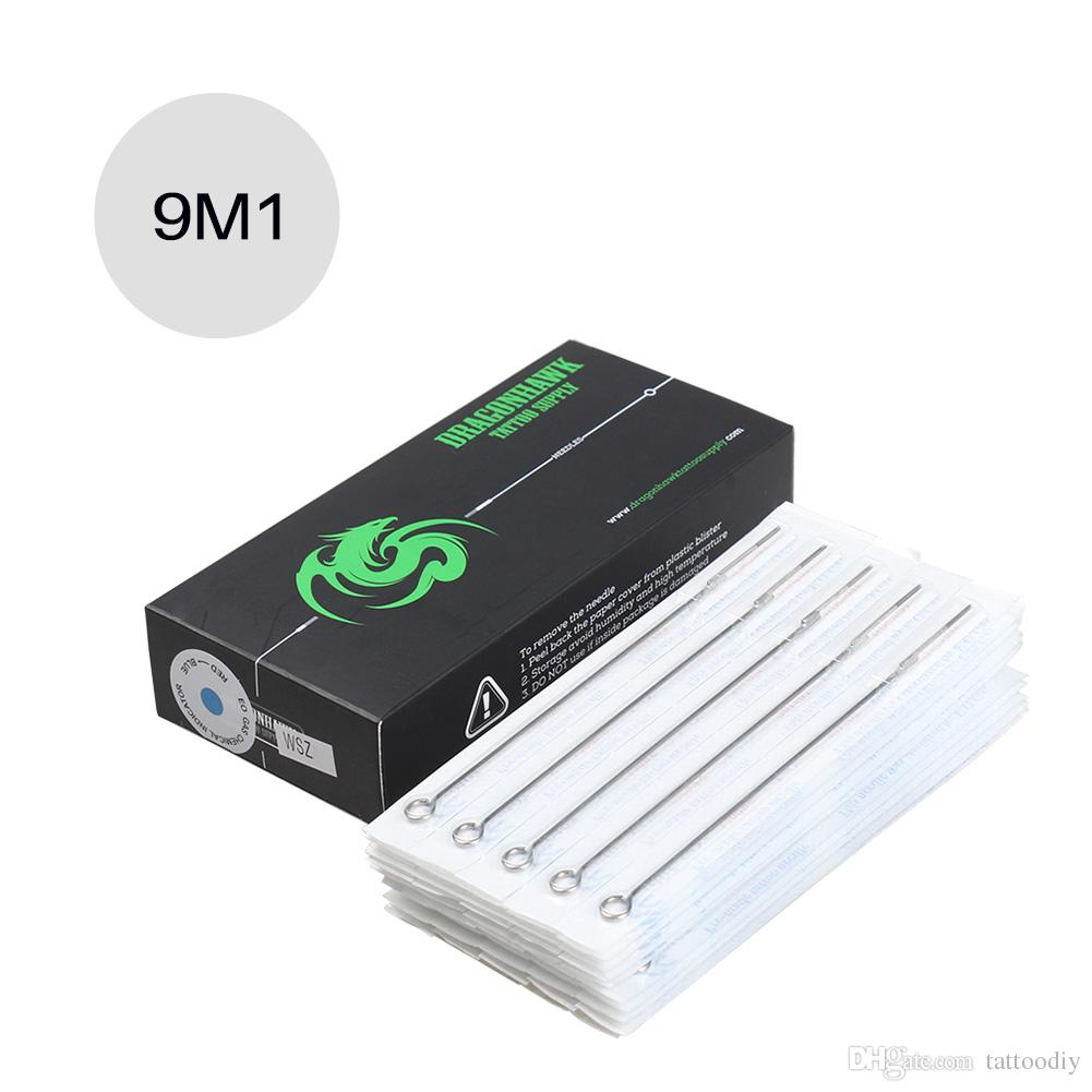 Factory Price Disposable Tattoo Needles Size At 9m1