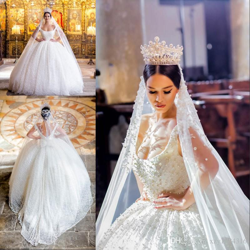Discount Stunning Gorgeous Luxury Wedding Gowns Sexy Off