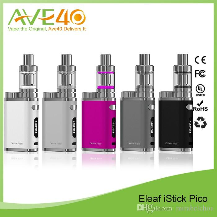 Electronic cigarette liquid 24mg