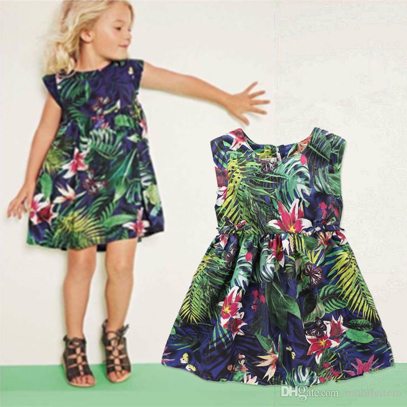 Cheap Flower Design Dresses