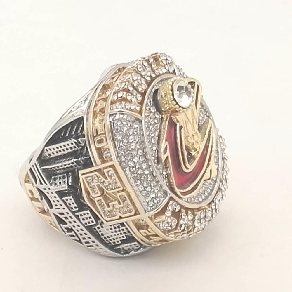 Cleveland LeBron 2016 Alliage James World Basketball Championship Ring