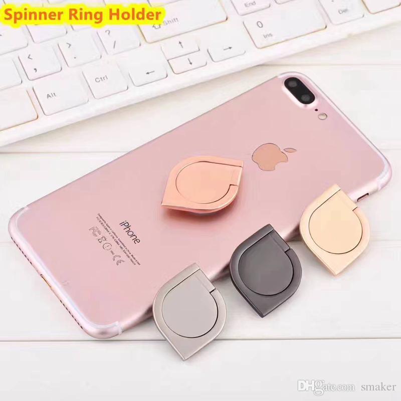 Baseus Hand Spinner Finger Ring Holder Metal Fidget Finger