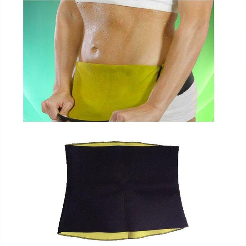 Hot Shapers Weight Loss Waist Cincher Neoprene Slimming Belts Tummy Trimmer