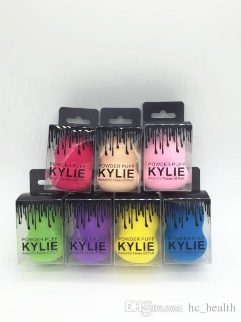 Kylie Silicone Sponge Blender Set Blending Powder Smooth ...