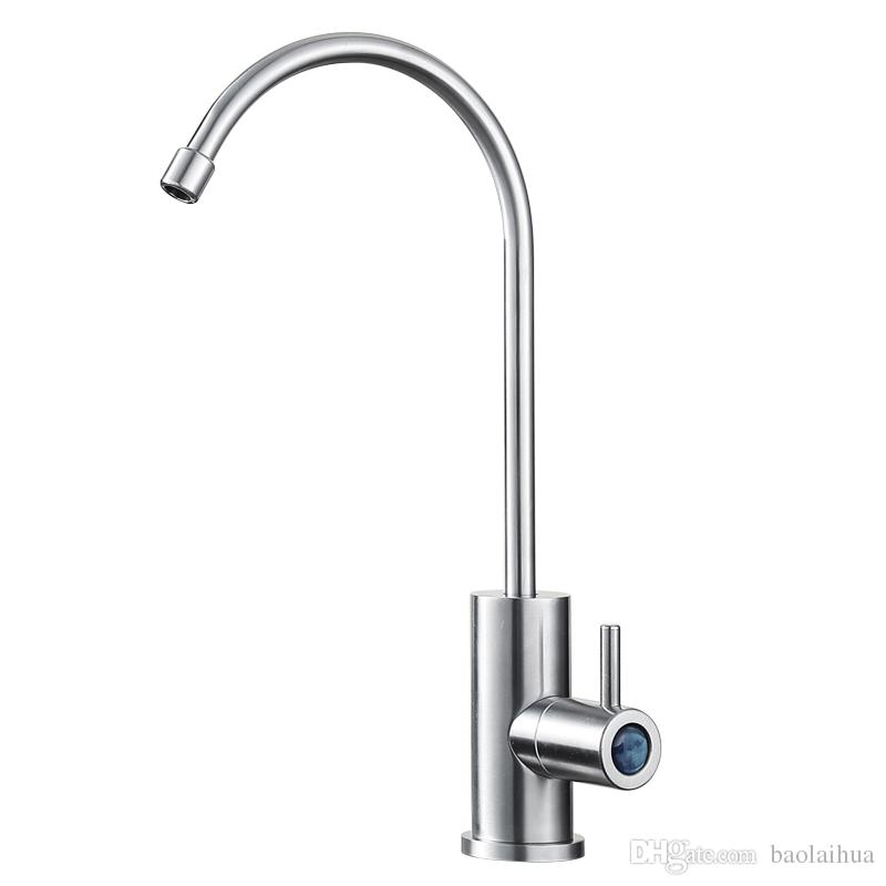 BLH 532 Healthy Stainless Steel Torneira De Cozinha Brushed Nickel Mini Kitchen  Faucet Drinking Water Faucet Single Mixer Tap Drinking Water Faucet ...