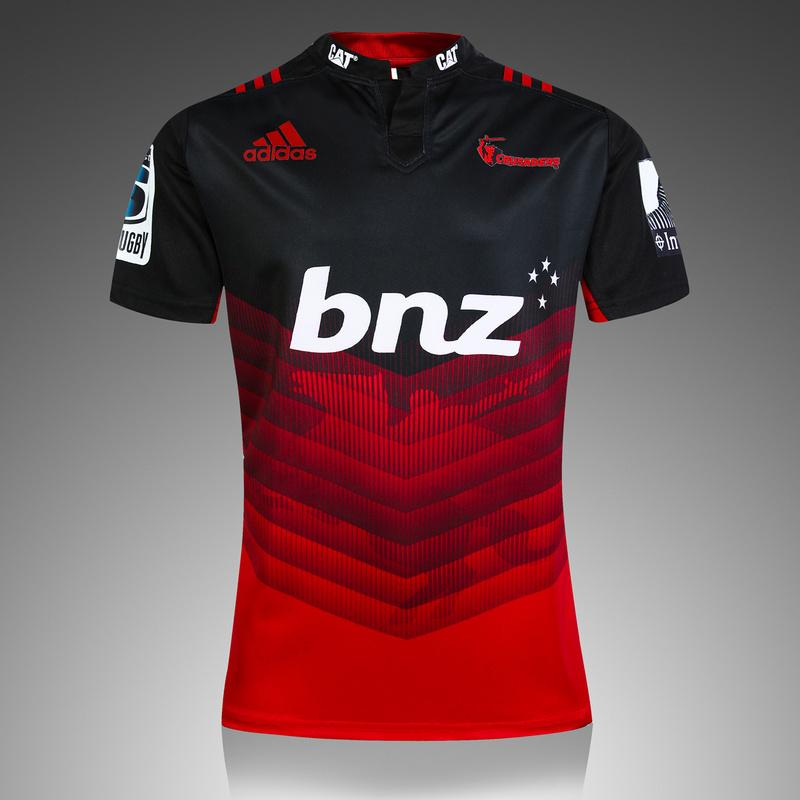 S-3XL 2017 Maillot Nouvelle-Zélande Super Rugby Jersey Crusaders 17 18 Rugby Lea