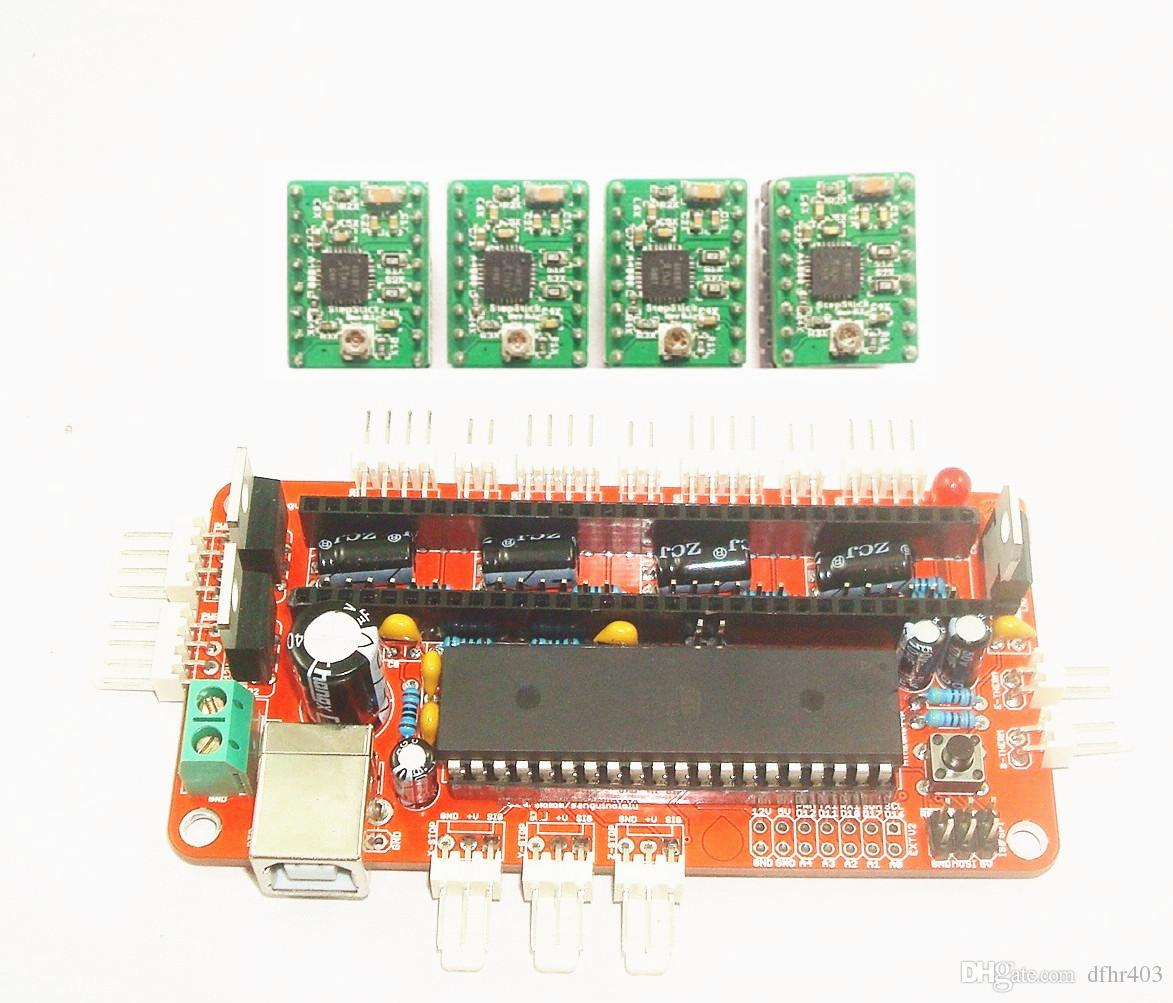 Ikeyes t arduino d printer kit reprap sanguinololu