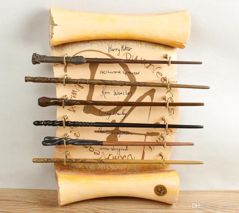 Как сделать палочку из гарри поттера