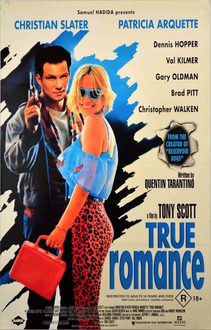 True romance movie posters