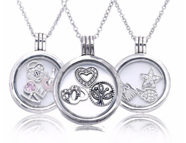 Charm locket necklace charms images charm locket necklace charms images pandora sales coupon pandora jewelry stock exchange jpg aloadofball Image collections
