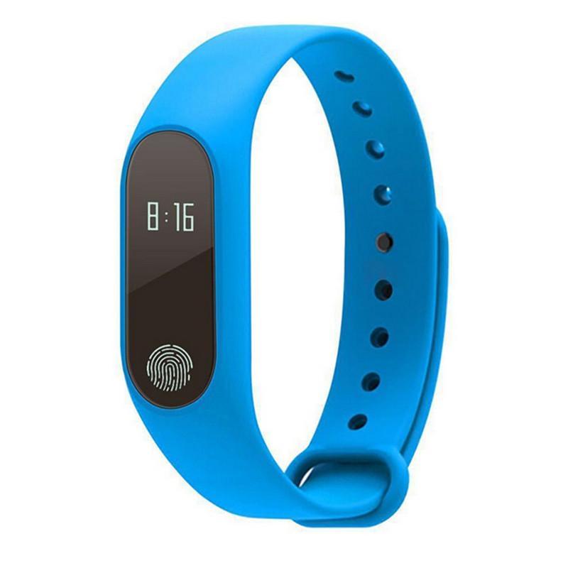 M2 Smart Bracelet Heart Rate Monitor Smart Band Sleep ...