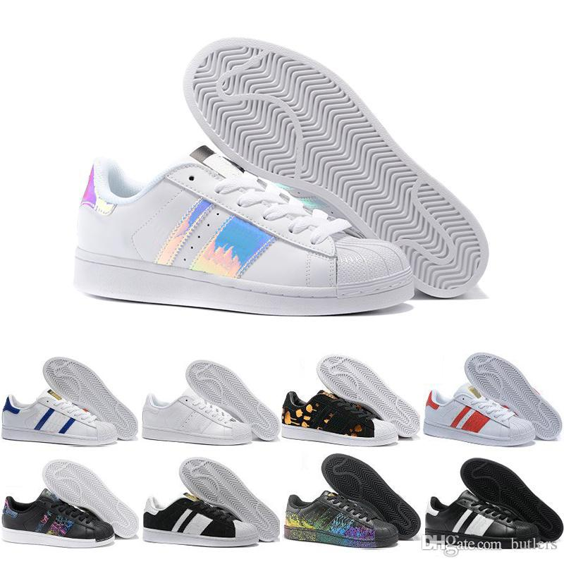 2017 Wholesale Men Women Superstar Casual Shoes Cheap Discount Skate Shoes 100%