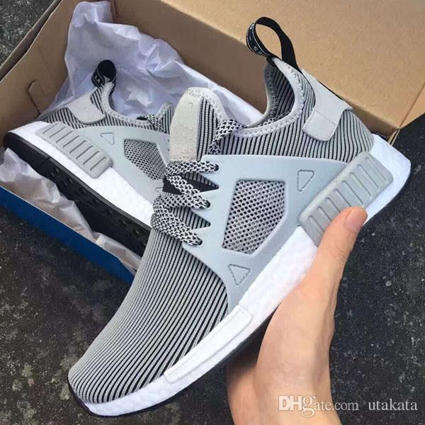 NMD Xr1 Zebra AWESOME ON FOOT