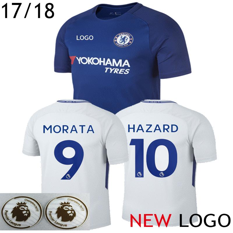 ... 2016 2017 pumas white long sleeves thailand soccer jersey 9 alvaro  morata soccer jersey 17 18 ... c3a29ac46