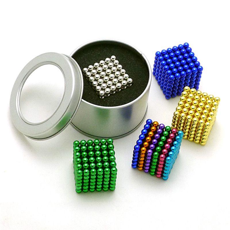 Fidget Magnetic Balls Kids Stress Relief Toys For Children