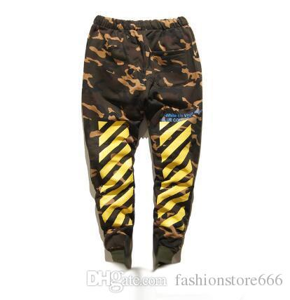 PALACE Skateboard Pantalon Hommes CLSC U.S.ARMY Militaire Camouflage Justin Bieb