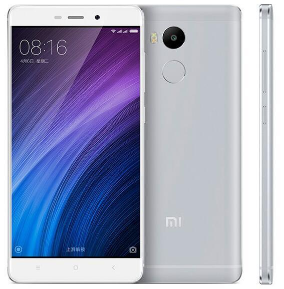 Original Xiaomi Redmi 4 Qualcomm Snapdragon 430 Octa Core 2 Go / 16 Go Android 6