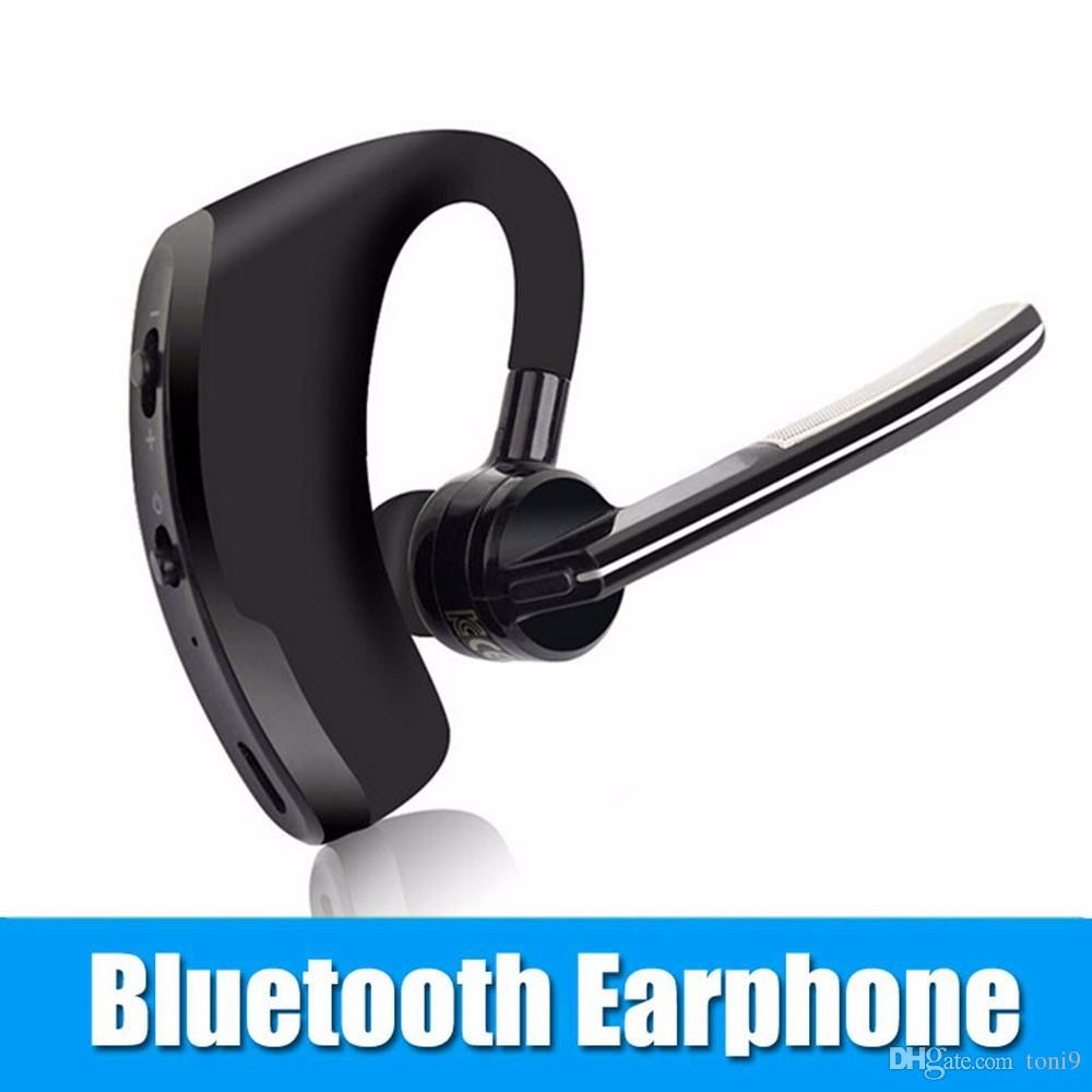 best bluetooth headset v8 voyager legend wireless v4 0 business stereo headphone earphones with. Black Bedroom Furniture Sets. Home Design Ideas
