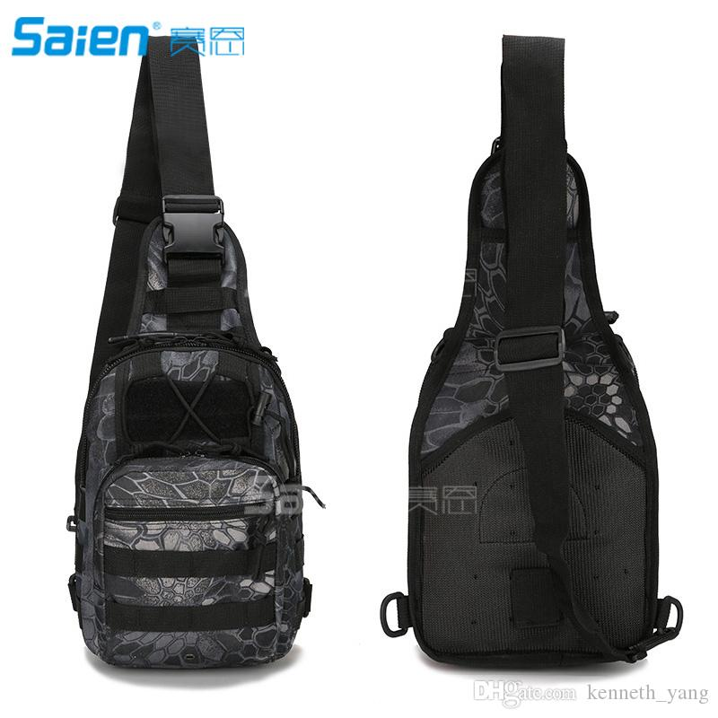 2017 Sling Bag, Small Premium Edc Tactical Sling Pack Military ...