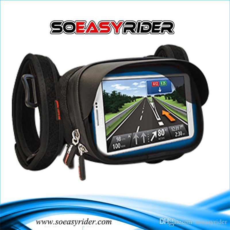So easy rider motorcycle bicycle phone holder mobile phone stand support for iphone 6 6 plus 7