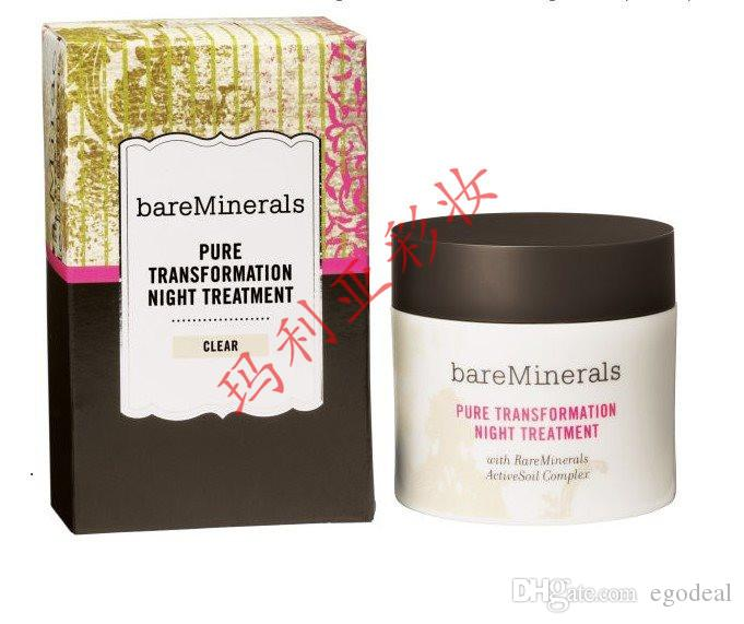 New Brand Bareminerals Makeup Powder Face Care Bare Minerals Pure Transformation Night Treatment Powder Clear/Light/Medium Dhl Free Non Comedogenic Foundation Non Comedogenic Makeup From Egodeal, $7.98| Dhgate.Com