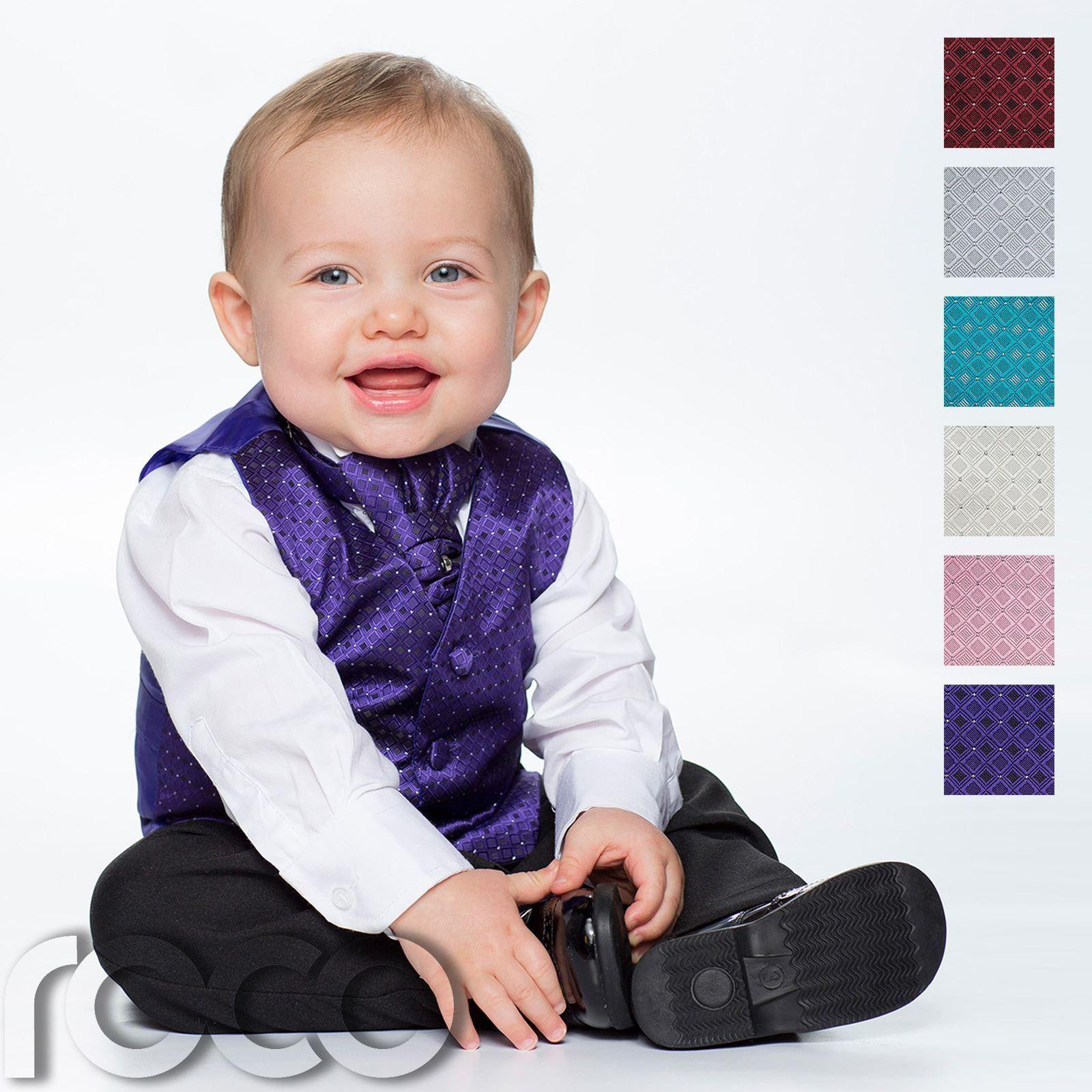 baby boys waistcoat suit page boy suits black trousers diamond pattern boys suits kids groom children suits party suits online with 5996piece on