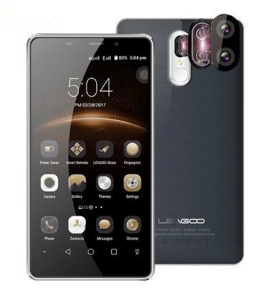 Original LEAGOO M8 Pro Android 6.0 Samrtphone 5.7 pouces MT6737 Quad Core 2 + 16