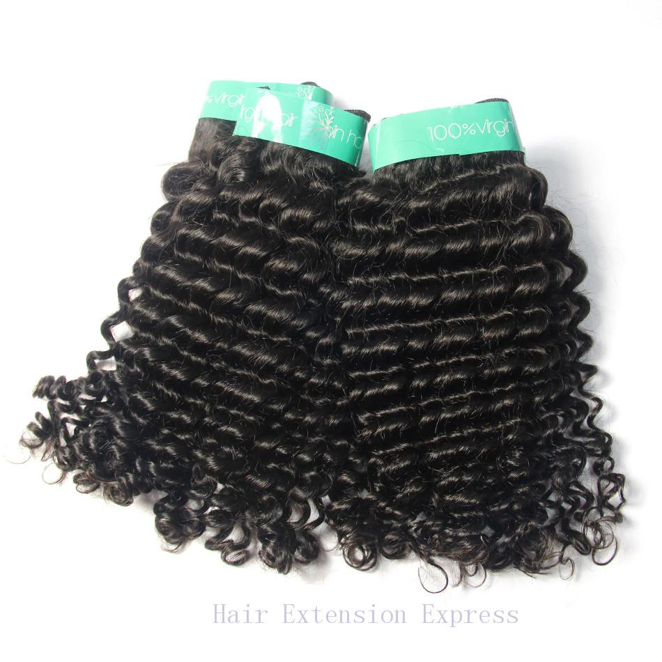 Kinky Hair Extension Prices Remy Indian Hair